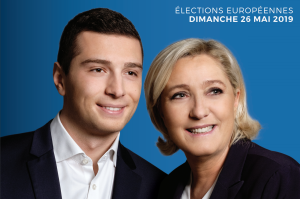Jordan Bardella Marine le Pen